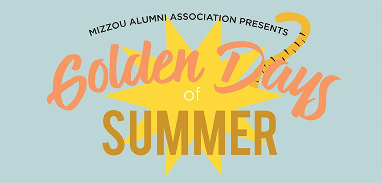 Join the Mizzou Alumni Association as we travel the country during the Golden Days of Summer.