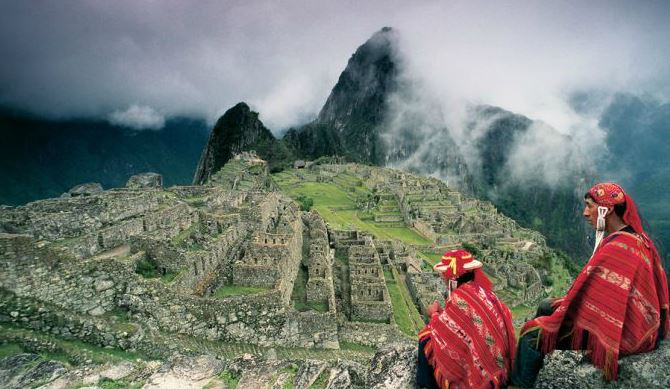 Machu Picchu Virtual Tour Explorer