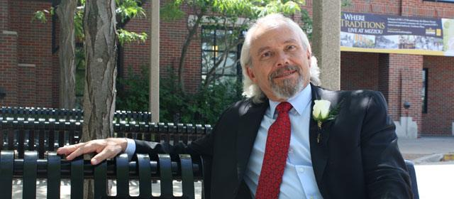 Profile: Mark McAndrew, BS BA '75