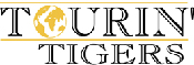 Tourin' Tiger logo