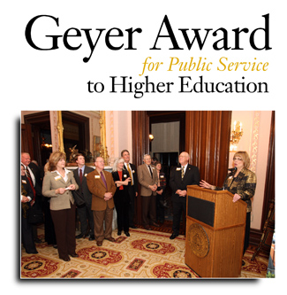Geyer Award