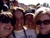 <i>A picture of the social security administration is hardly interesting, so here are my girlfriends and I at the homecoming game, in full Mizzou attire.</i>