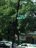 <i>Kristin:</i> Charlotte has the most confusing roads of any place I've ever been! It's hard to see, but this is a picture of Queens road in Charlotte, a road that actually intersects itself! Tell that to any professor of geography!
