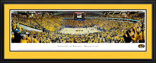Mizzou Alumni Association Art Print