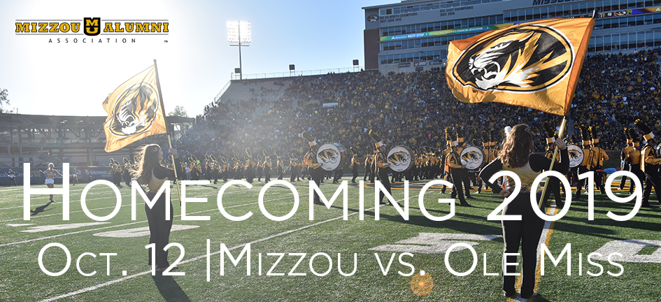 Mizzou Calendar 2019 Mizzou Alumni Association   Homecoming
