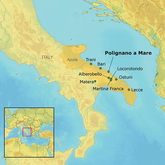 Mizzou Alumni Association Apulia Undiscovered Italy