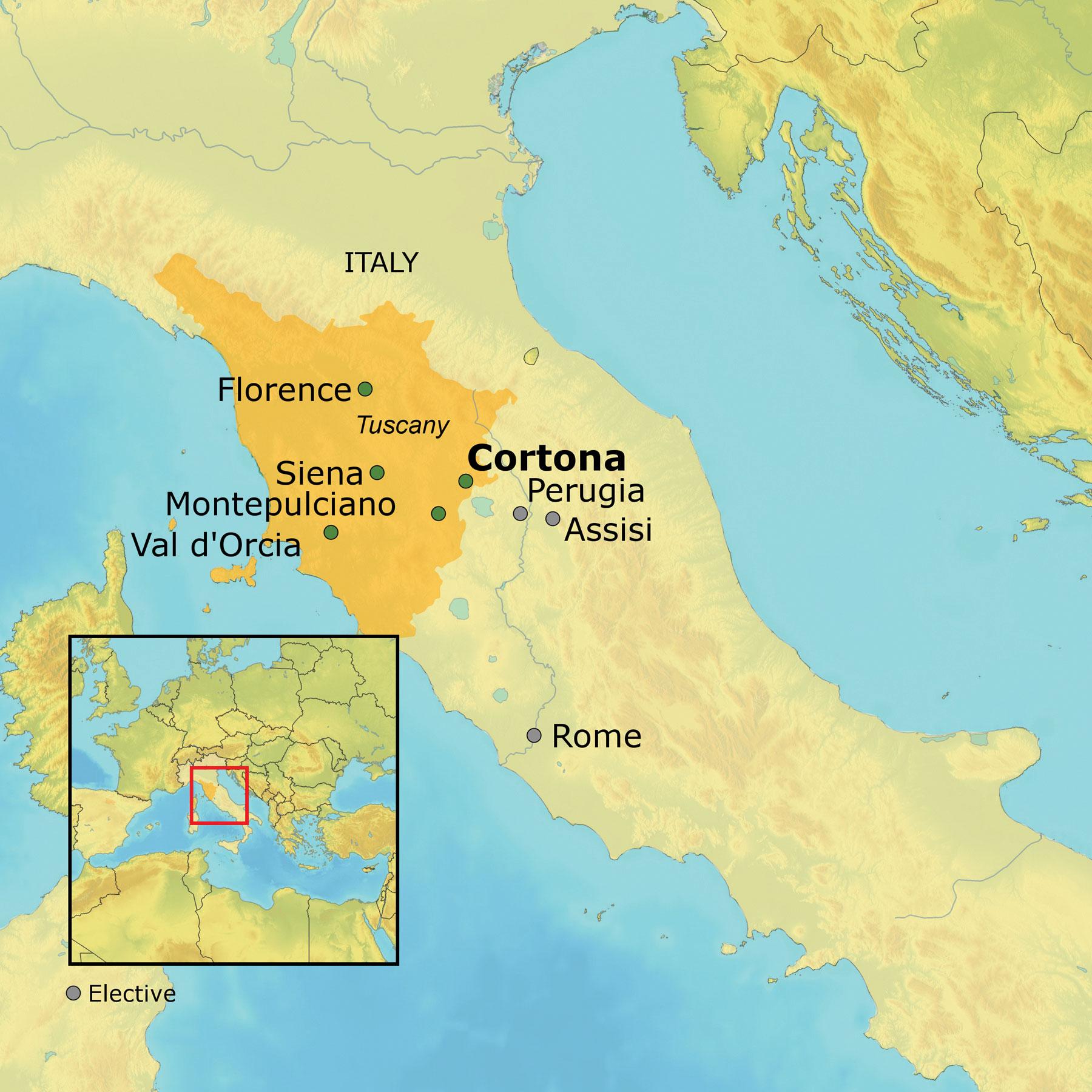Mizzou Alumni Association - Tuscany